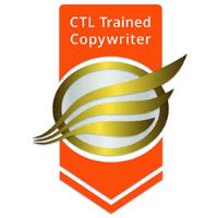 CTL Trained Copywriter badge