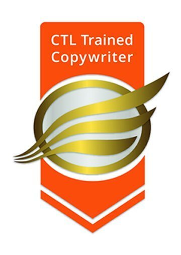 CTL Trained Copywriter badge