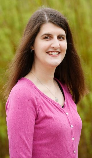 Lisa Harris, freelance copywriter at Crystal Copy